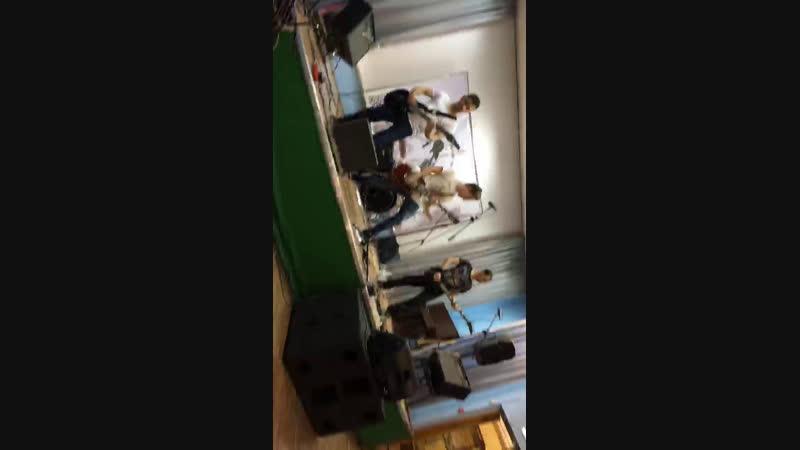 Rock. Time. Art в Гоголевке (Видео с трансляции)