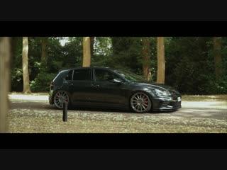VW GOLF MK7 GTD StillStatic by VWHome
