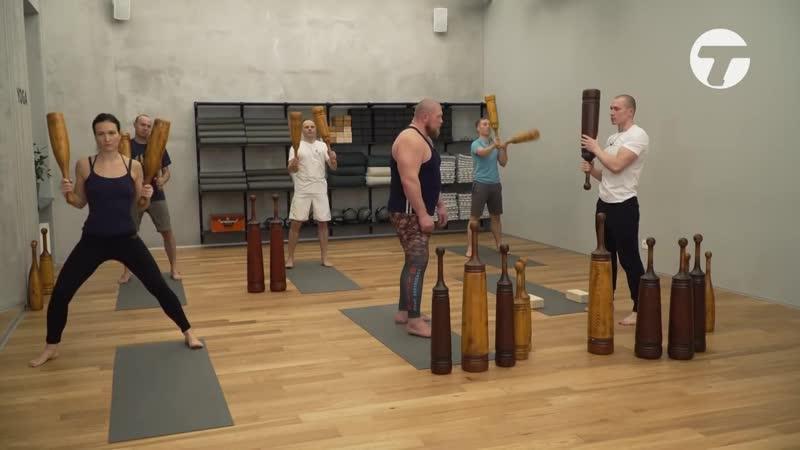 МБИ 167 | Чайная беседка | Макс Шатун - йога-как воинское искусство.
