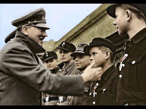 Гитлерюгенд — Воспитание нового поколения