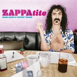 Frank Zappa альбом ZAPPAtite - Frank Zappa's Tastiest Tracks