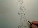 Riven Phoenix The Sketch Book 05 The Sketch Book 4