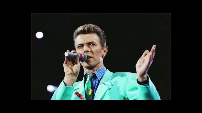 David Bowie Impersonates
