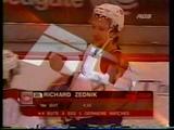 Richard Zednik overtime goal