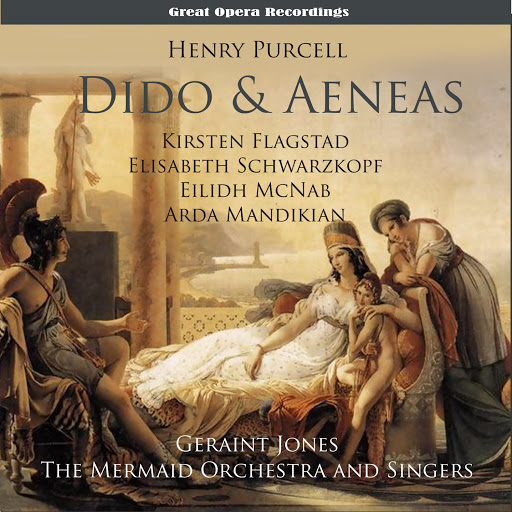 Henry Purcell альбом Purcell: Dido & Aeneas