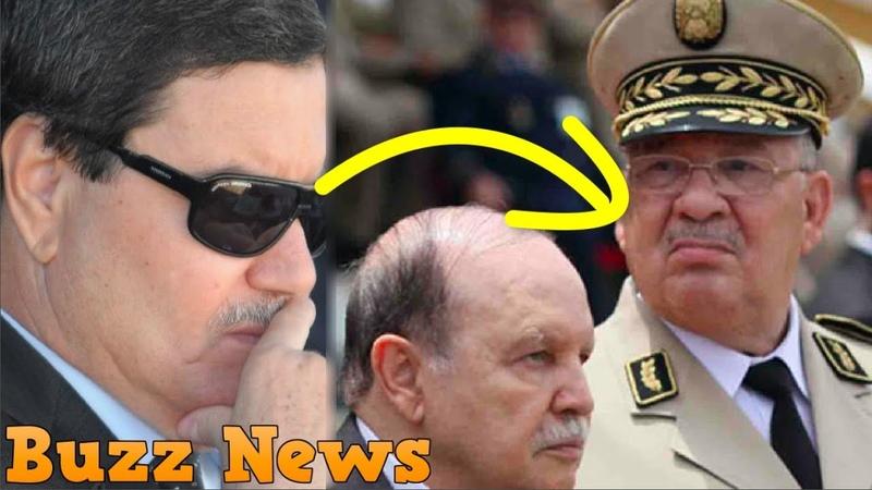 Algérie, les vraies raisons de l'arrestation des généraux majors