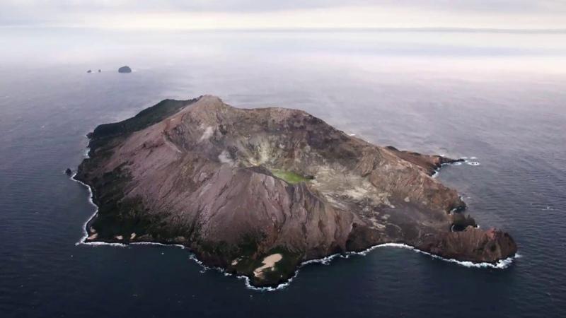 Hutchinson Griffus Racing Lab - Kilian Bron on White Island, New Zealand - Full Edit