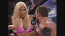 Torrie Wilson Billy Gunn vs. Nidia Jamie Noble: SmackDown, July 10, 2003