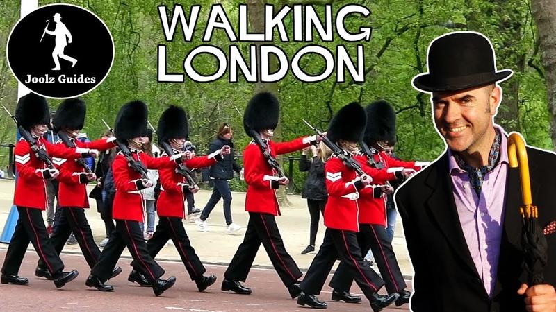 Quirky London Walks 1: St James Palace to Trafalgar Square - Joolz Guides
