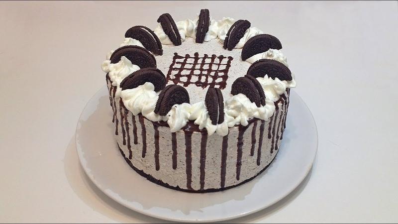 ТОРТ ОРЕО без выпечки (cake without baking oreo)