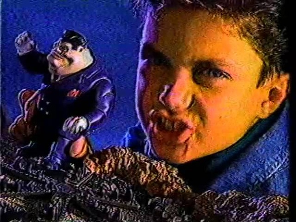 Biker Mice From Mars Action Figure Commercial