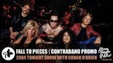 FALL TO PIECES (CONTRABAND PROMO 2004 TONIGHT SHOW) VELVET REVOLVER BEST HITS