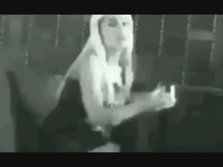 Видео со съёмок клипа '7 колец'. Паблик: sunshine Ariana.