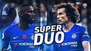 David Luiz Antonio Rüdiger 2019 • The Super Duo - Amazing Defence Skills Passes | HD