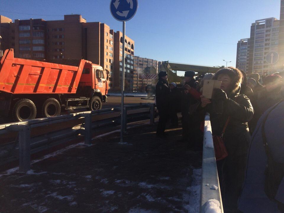 Поехали! В Дубне торжественно открыли движение по мосту через Волгу | Видео