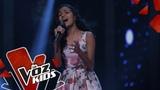 Hadith canta No Quererte Audiciones a Ciegas La Voz Kids Colombia 2019