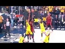 Jeff Green POSTER DUNK Myles Turner Cavs vs Pacers Game 3