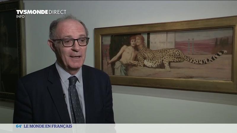 Le symboliste belge Fernand Khnopff au Petit Palais