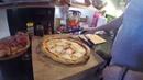 Мастер пиццайоло из Чебоксар в пекарне у Олега пекаря.