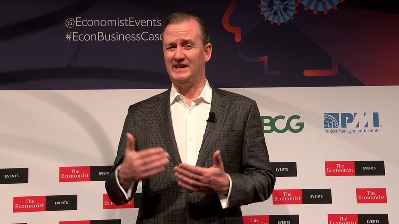 PMI's Joe Cahill Presents Humans 2.0 | WEF 2019 in Davos
