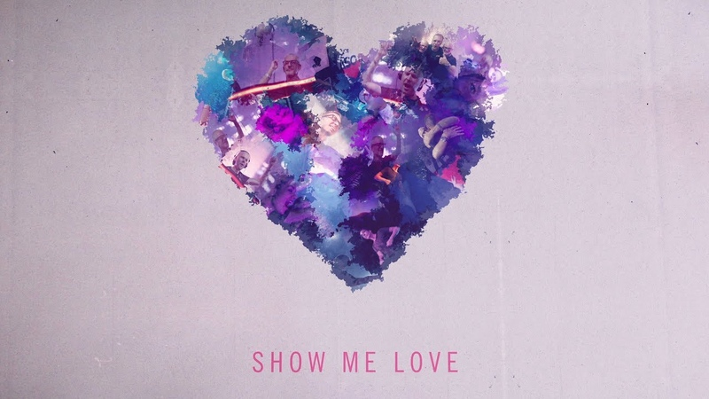 Above Beyond vs Armin van Buuren - Show Me Love (Official Music Video)♫♫VRMXMusic♫♫
