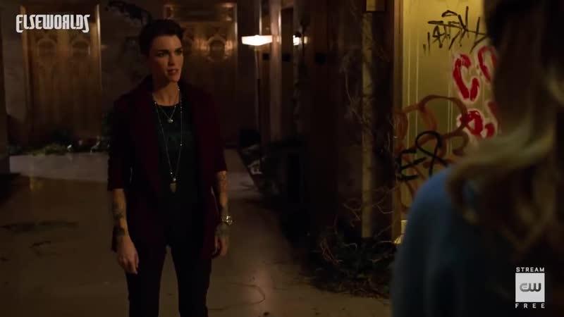 Arrow - Inside- Elseworlds, Part 2 - The CW