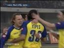 18 01 2009 Чемпионат Италии 19 тур Кьево Верона Наполи Неаполь 2 1