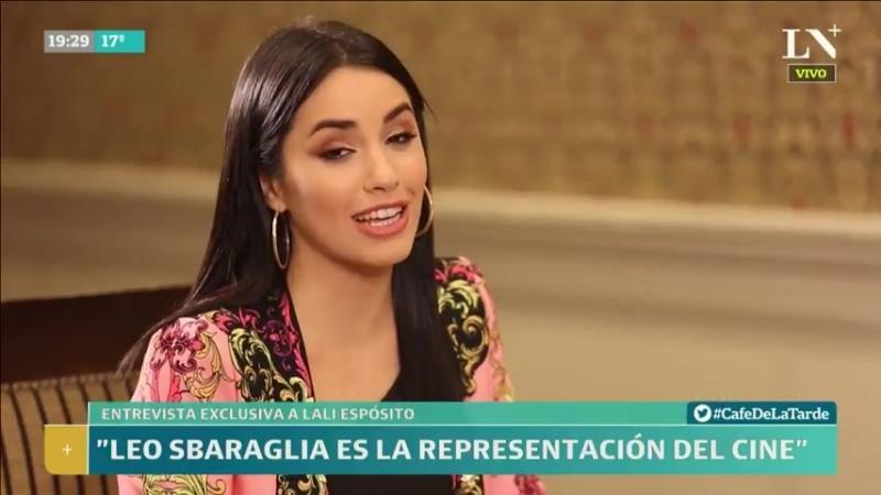 """Mano a mano con Lali Espósito _""""De mi novio me enamoró su inteligencia emocional_"""""""