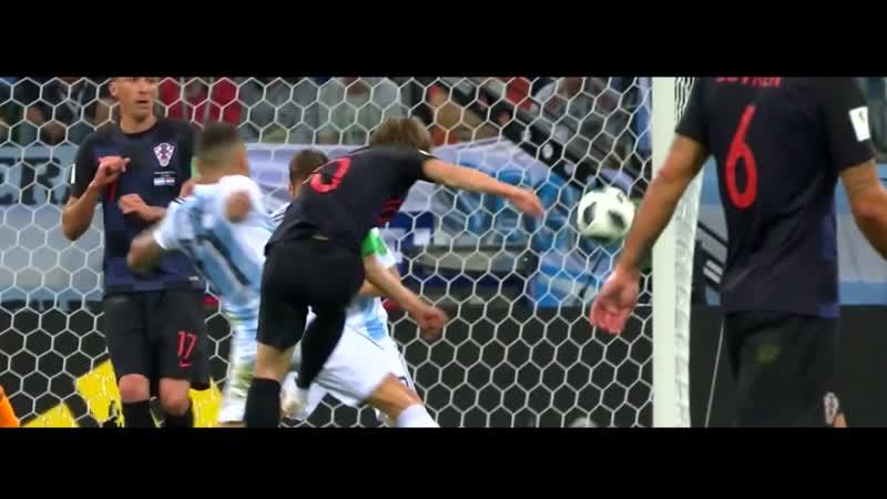 Шикарный гол Модрича в ворота Аргентины