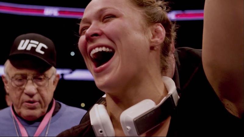 История UFC: Ронда Роузи и расцвет женского ММА