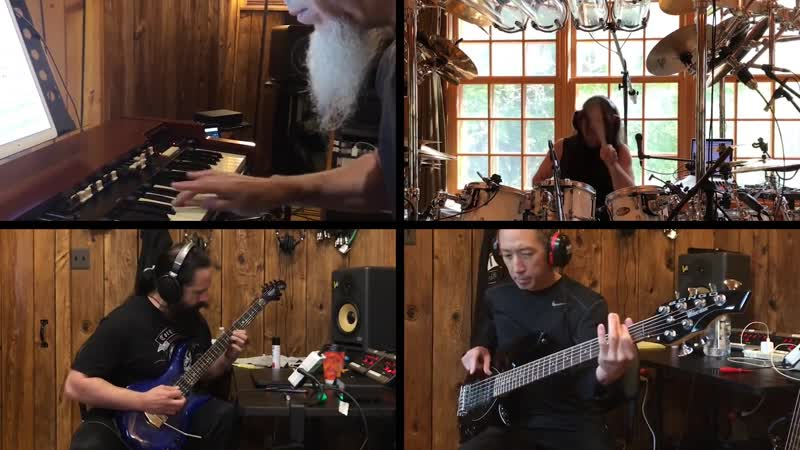 Dream Theater - Untethered Angel (At Studio)