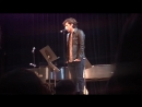 Alex Boniello reads from Connor's perspective from Dear Evan Hansen The Novel