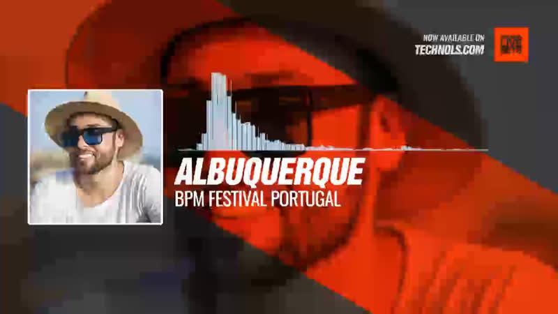@ricamdoalbq - BPM Festival Portugal Periscope Techno music