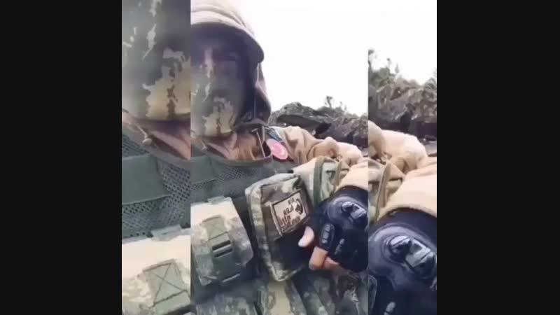 Turk askarina selamlar olsun