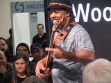 Incredible Bass Looping With Victor Wooten At 2019 NAMM Show