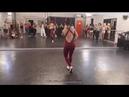 Katerina MIK Salsa con Rumba Lady Style Routine /tiempo-contratiempo/ @daily class France 2018