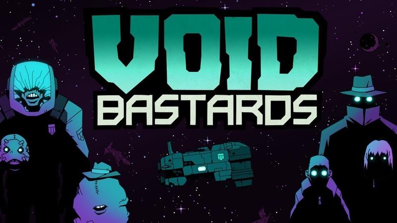 Humble Bundle Presents: Void Bastards - Announce Trailer