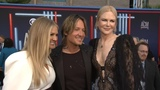 ACM Awards 2019 Keith Urban and Nicole Kidman Red Carpet Interview (Exclusive)