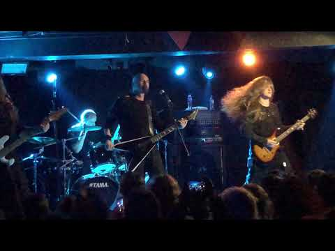GOD DETHRONED live at The Camden Underworld, London, FULL SET (HD)