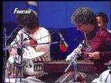 Pt. Shivkumar Sharma &amp Zakir Hussain - Raag Kirwani - Live (part 6)