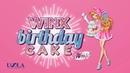 Winx Club - Winx Doğum Günü Pastası Yarışması
