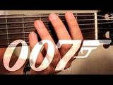 007 - James Bond Theme - Guitar Tab