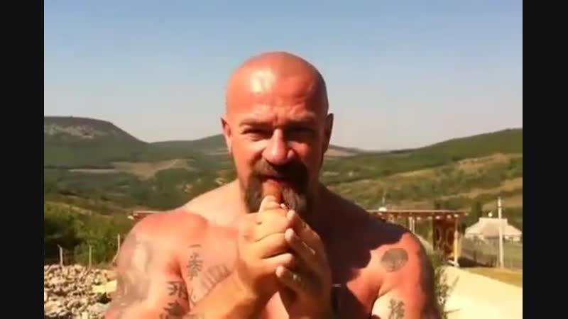 Сергей Бадюк - комплекс пробуждения, акупрессура с Явара