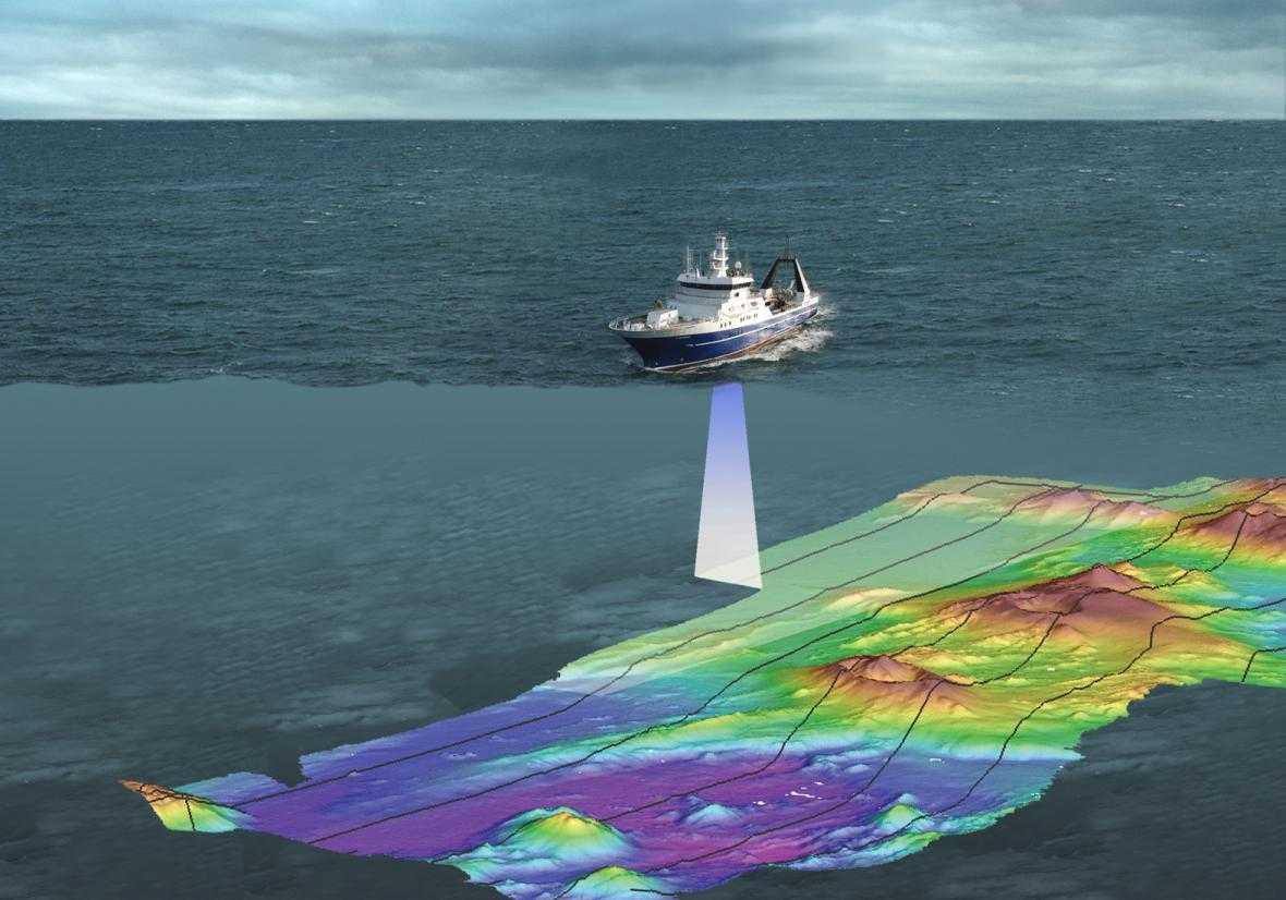 Что такое геологическая океанография?