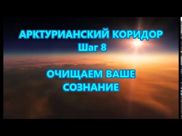 АРКТУРИАНСКИЙ КОРИДОР - Шаг 8- ОЧИЩАЕМ ВАШЕ СОЗНАНИЕ