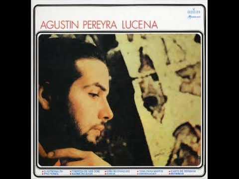 AGUSTIN PEREYRA LUCENA - Tema Para Martin , 1970 , Bossa Nova , Female Vocal , Guitar