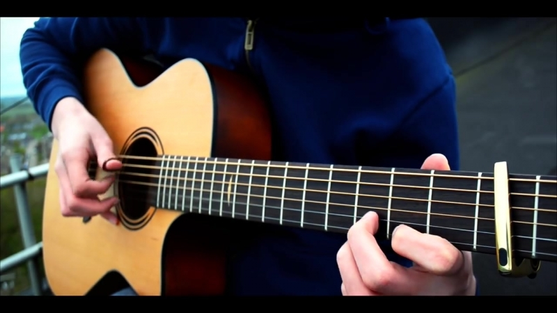 Parasyte OP1 - Let Me Hear - Fingerstyle Guitar Cover 寄生獣