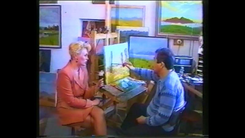 Выборы-97. Я смогу.... Кандидат в депутаты Госдумы Николай Фадеевич Чарков (Видеоканал-Абакан, 20 мая 1997)