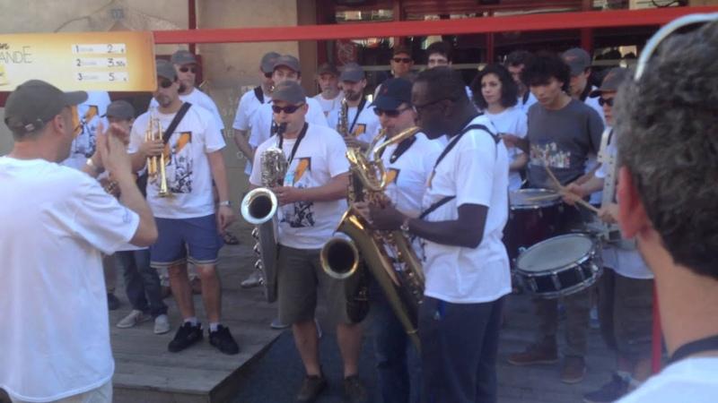 Pastime Paradise Crescent Jazz Festival Brass Band