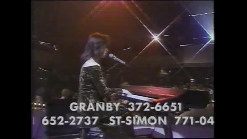 Lara Fabian - Jmarrêterai pas de taimer _ 1994 ( live )